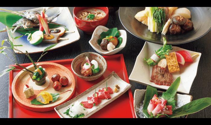 お食事のご案内 郷土料理
